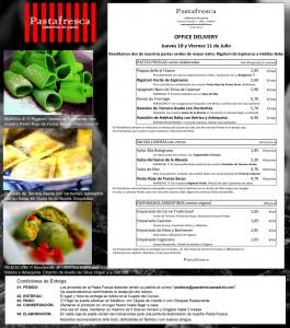 Pastafresca Office Delivery - 140710