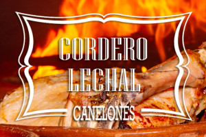 Canelones de Cordero lechal