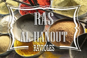 Ravioles de Ras El Hanout