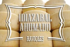 Ravioles de Idiazabal ahumado