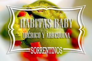 Sorrentinos de Habitas Baby