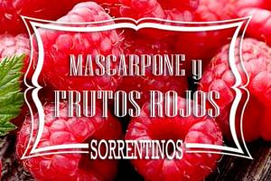 Sorrentinos de Mascarpone y Frutos Rojos